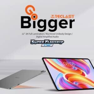 Teclast T50発表!フラグシップのTシリーズ最新機種!4G対応ミドルレンジタブレット!